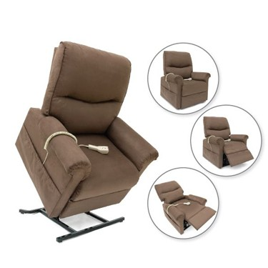 los angeles pride reclining lift chair recliners